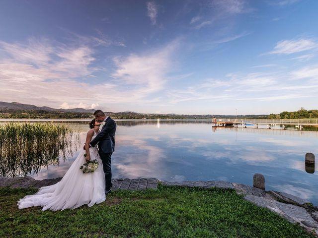 Il matrimonio di Gabriele e Elisa a Bardello, Varese 49