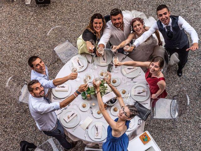 Il matrimonio di Gabriele e Elisa a Bardello, Varese 58