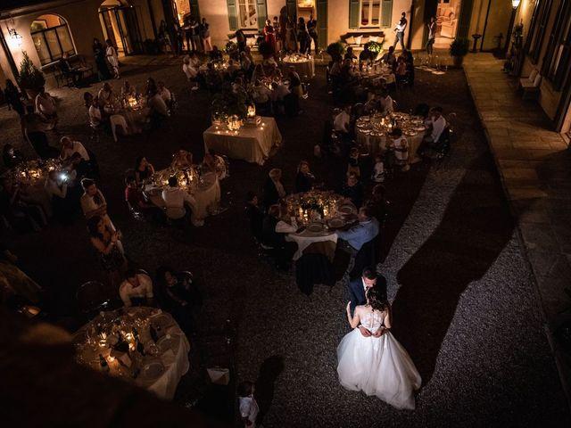 Il matrimonio di Gabriele e Elisa a Bardello, Varese 62