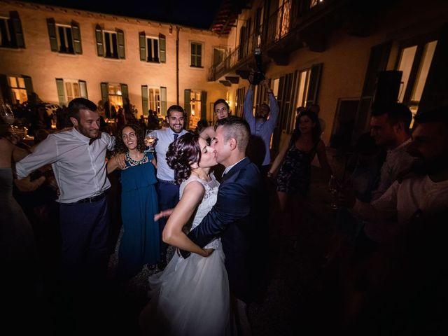 Il matrimonio di Gabriele e Elisa a Bardello, Varese 63