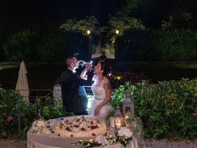 Il matrimonio di Gabriele e Elisa a Bardello, Varese 66