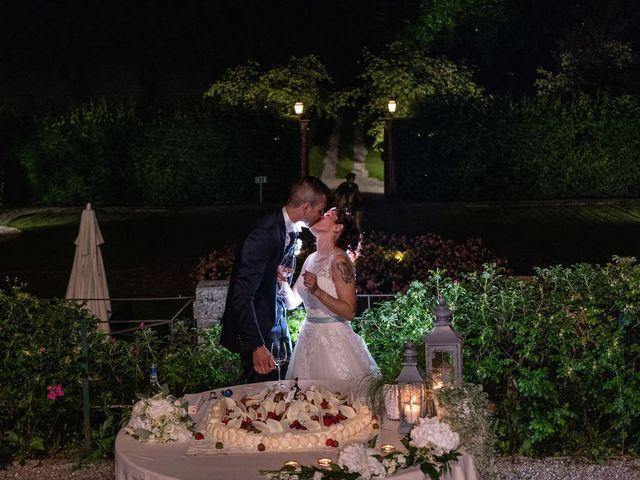 Il matrimonio di Gabriele e Elisa a Bardello, Varese 67