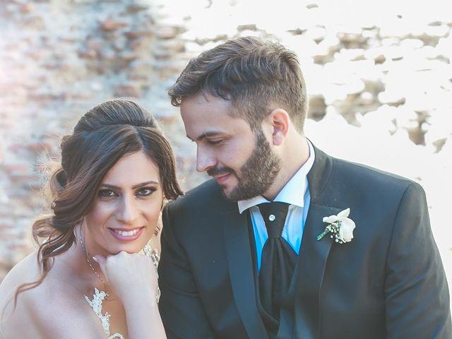 Le nozze di Anna e Ciro