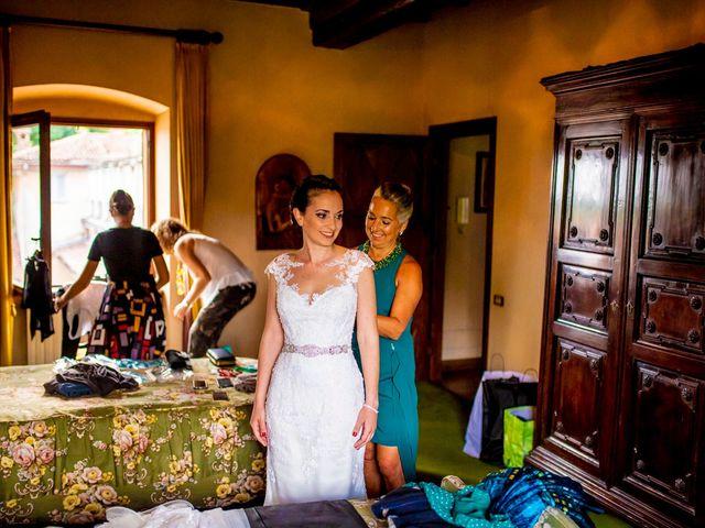 Il matrimonio di Federico e Daria a Imbersago, Lecco 29