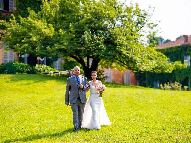 Il matrimonio di Federico e Daria a Imbersago, Lecco 37