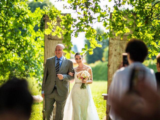 Il matrimonio di Federico e Daria a Imbersago, Lecco 40