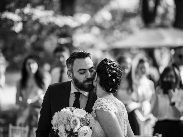 Il matrimonio di Federico e Daria a Imbersago, Lecco 44