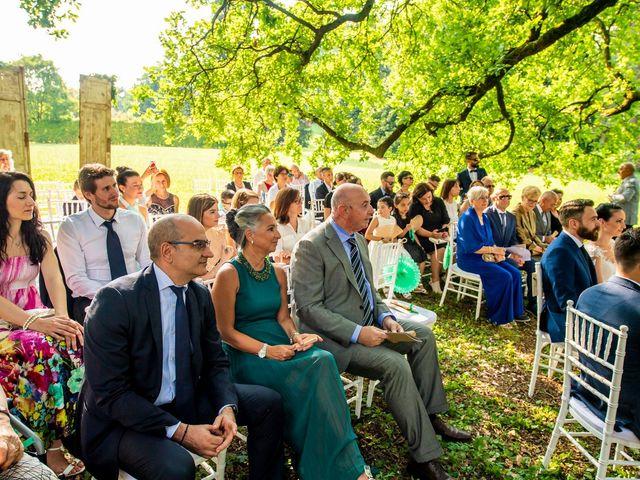 Il matrimonio di Federico e Daria a Imbersago, Lecco 48