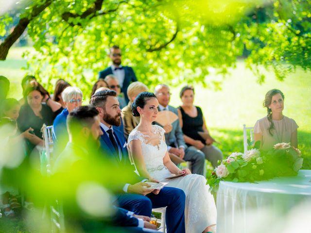 Il matrimonio di Federico e Daria a Imbersago, Lecco 52