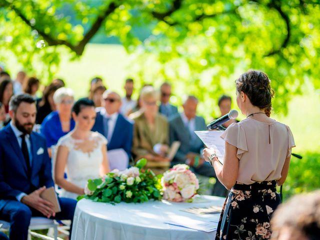 Il matrimonio di Federico e Daria a Imbersago, Lecco 53