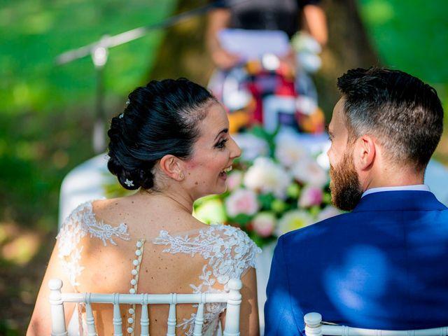 Il matrimonio di Federico e Daria a Imbersago, Lecco 55