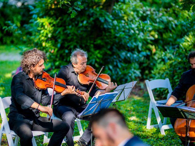 Il matrimonio di Federico e Daria a Imbersago, Lecco 57