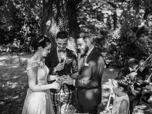 Il matrimonio di Federico e Daria a Imbersago, Lecco 60