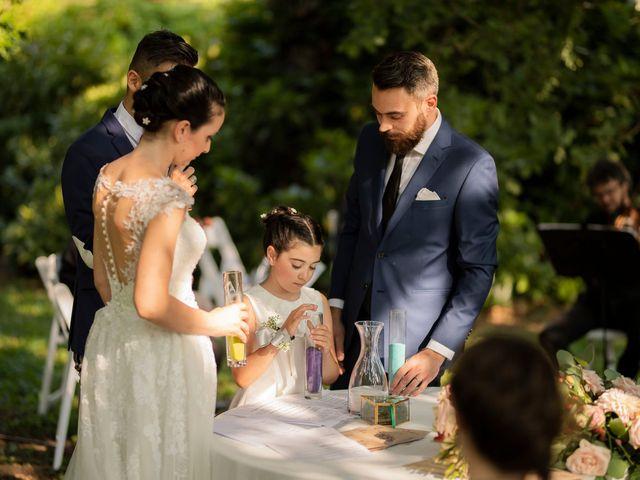 Il matrimonio di Federico e Daria a Imbersago, Lecco 66