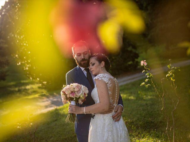 Il matrimonio di Federico e Daria a Imbersago, Lecco 80