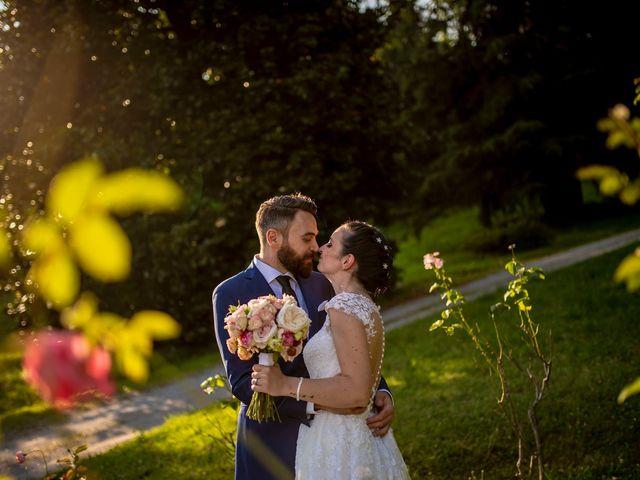 Il matrimonio di Federico e Daria a Imbersago, Lecco 81
