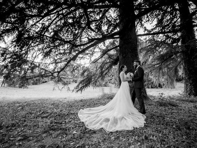 Il matrimonio di Federico e Daria a Imbersago, Lecco 85