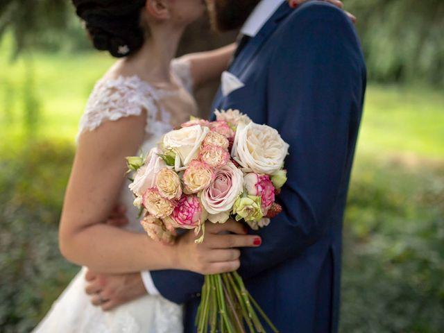 Il matrimonio di Federico e Daria a Imbersago, Lecco 86
