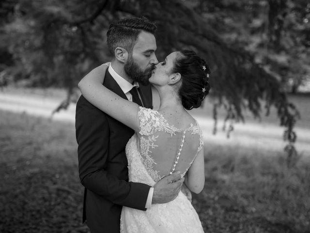 Il matrimonio di Federico e Daria a Imbersago, Lecco 87