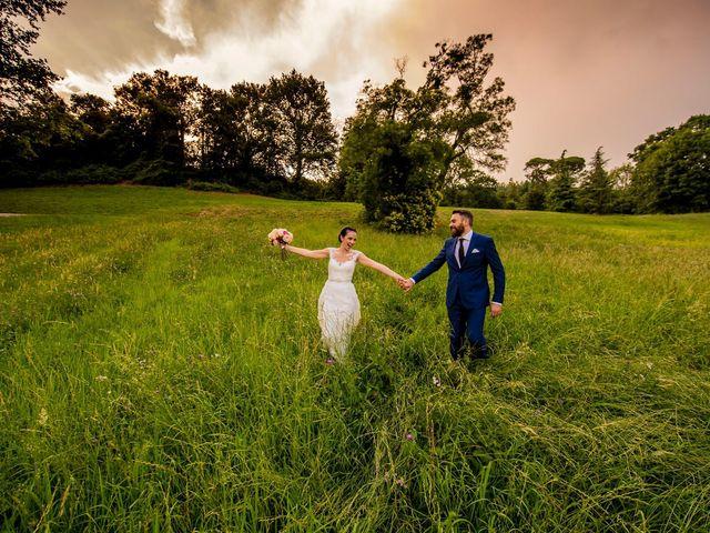 Il matrimonio di Federico e Daria a Imbersago, Lecco 2