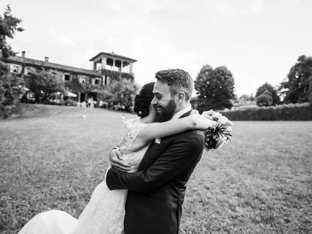 Il matrimonio di Federico e Daria a Imbersago, Lecco 91