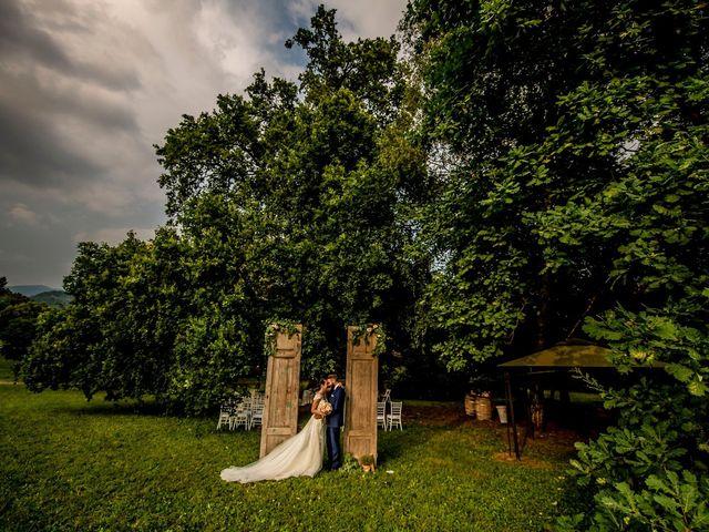 Il matrimonio di Federico e Daria a Imbersago, Lecco 92