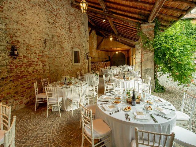 Il matrimonio di Federico e Daria a Imbersago, Lecco 99