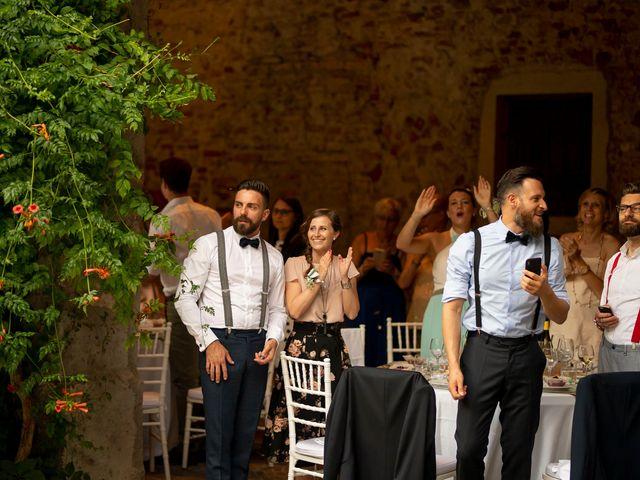 Il matrimonio di Federico e Daria a Imbersago, Lecco 101