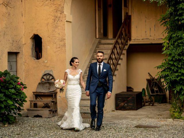Il matrimonio di Federico e Daria a Imbersago, Lecco 102