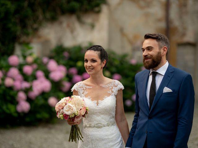Il matrimonio di Federico e Daria a Imbersago, Lecco 106