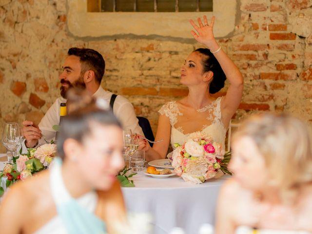 Il matrimonio di Federico e Daria a Imbersago, Lecco 108
