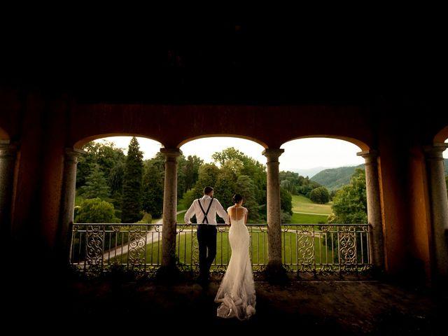Il matrimonio di Federico e Daria a Imbersago, Lecco 110