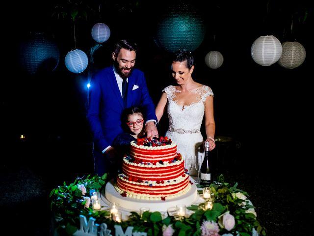 Il matrimonio di Federico e Daria a Imbersago, Lecco 118