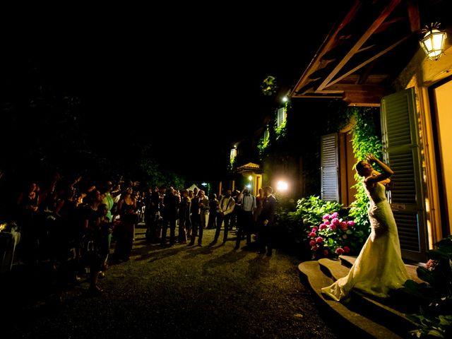 Il matrimonio di Federico e Daria a Imbersago, Lecco 119
