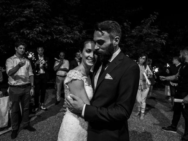Il matrimonio di Federico e Daria a Imbersago, Lecco 121