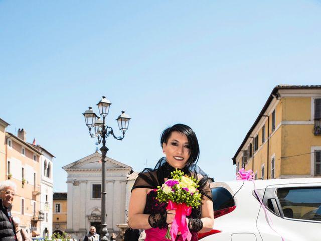 Il matrimonio di Roberto e Marisol a Civita Castellana, Viterbo 16