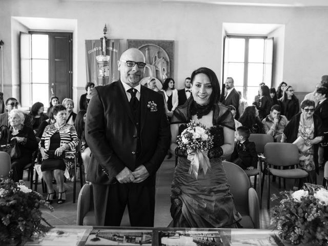 Il matrimonio di Roberto e Marisol a Civita Castellana, Viterbo 17