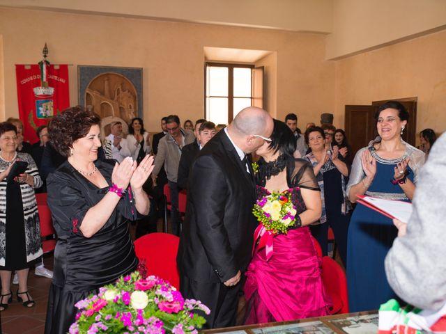 Il matrimonio di Roberto e Marisol a Civita Castellana, Viterbo 18