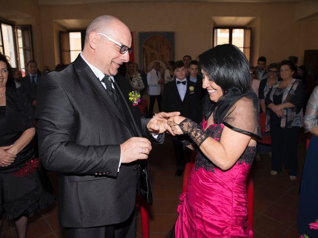 Il matrimonio di Roberto e Marisol a Civita Castellana, Viterbo 19