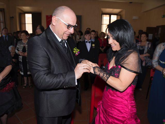 Il matrimonio di Roberto e Marisol a Civita Castellana, Viterbo 20