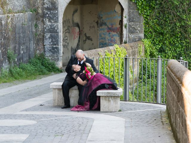 Il matrimonio di Roberto e Marisol a Civita Castellana, Viterbo 22
