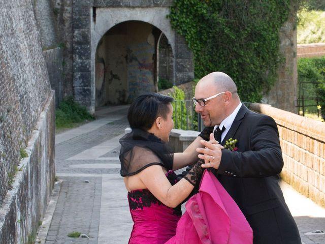 Il matrimonio di Roberto e Marisol a Civita Castellana, Viterbo 26