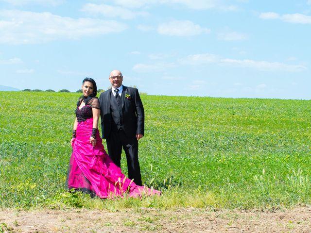 Il matrimonio di Roberto e Marisol a Civita Castellana, Viterbo 28
