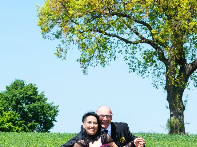Il matrimonio di Roberto e Marisol a Civita Castellana, Viterbo 29