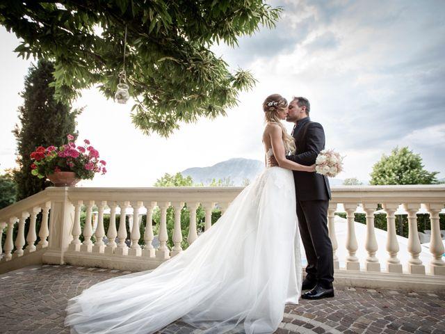 le nozze di Nunzia e Antonio