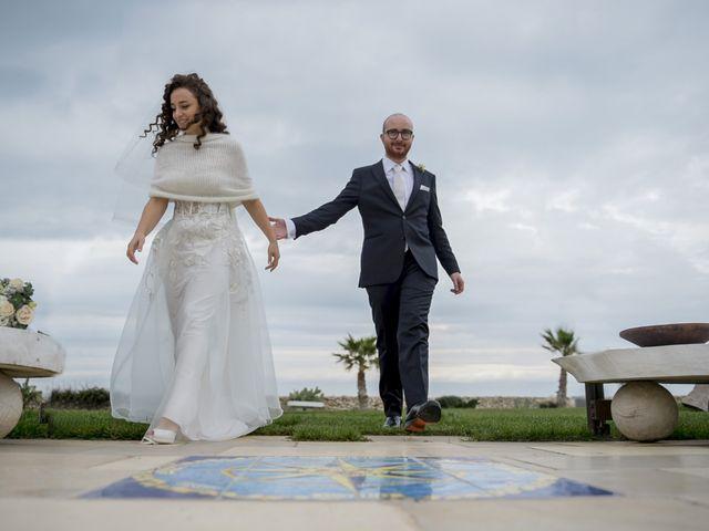 le nozze di Vito e Alessandra