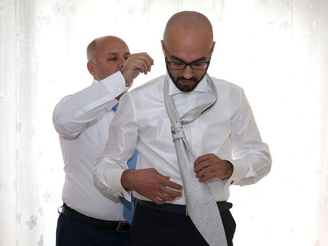Il matrimonio di Andrea e Patrizia a Verrua Savoia, Torino 2