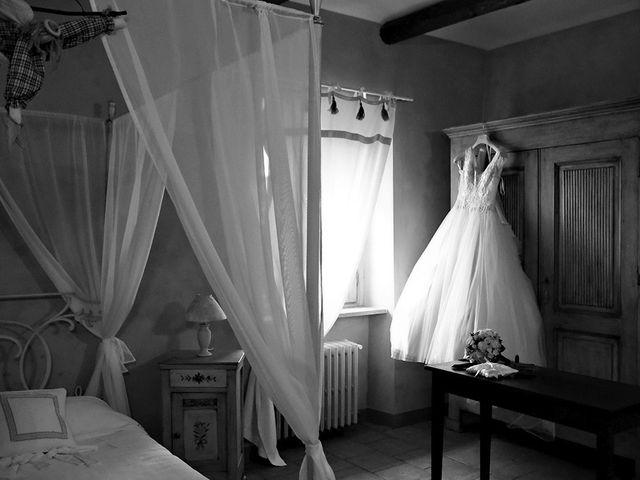 Il matrimonio di Andrea e Patrizia a Verrua Savoia, Torino 3