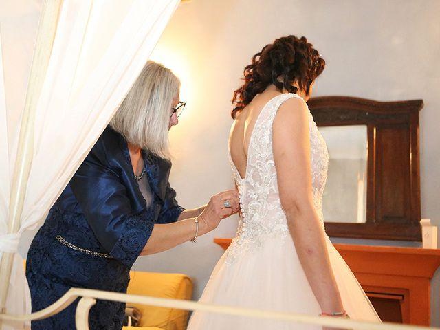 Il matrimonio di Andrea e Patrizia a Verrua Savoia, Torino 5