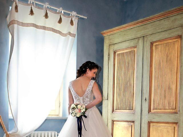 Il matrimonio di Andrea e Patrizia a Verrua Savoia, Torino 6